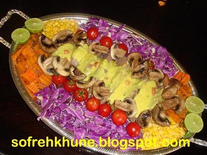 آشپزی ایرانی با سفره خونه دات کام sofrehkhune.com: خوراک زبان ...